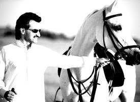 Prince Alwaleed's fortune soars 32%