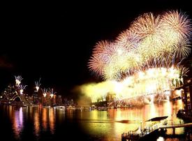 Arab royals splash out $145k on yacht trips to watch Sydney NYE fireworks