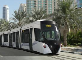Dubai tram traffic diversions start this weekend