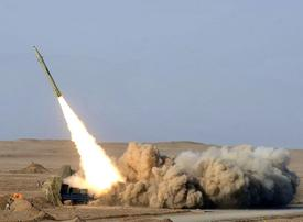 Rockets hit Iraq base hosting small number of US troops
