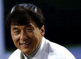 Jackie Chan says keen to make movies in Saudi Arabia