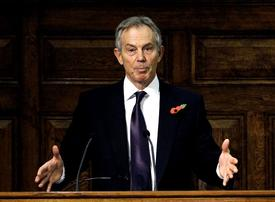 Top business leaders to join Tony Blair at Arabian Business Forum