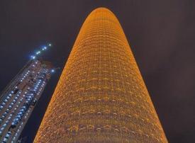 Burj Qatar nominated for $1 million global architecture award