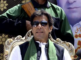 Imran Khan claims victory in Pakistan election