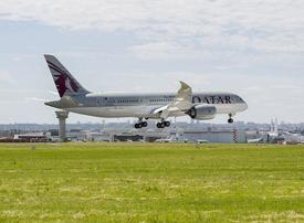 Qatar Airways to launch 787 services to India