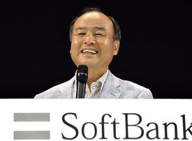 SoftBank posts $6.5bn operating loss on WeWork, Uber