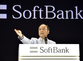 Goldman is cutting its loan exposure to SoftBank's Vision Fund