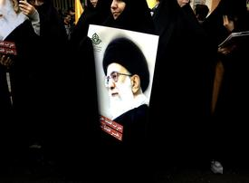 Supreme leader Khamenei leads Friday prayers amid Iranian crisis