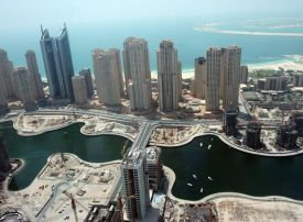 $1.5m tourist yacht sinks near Dubai's JBR