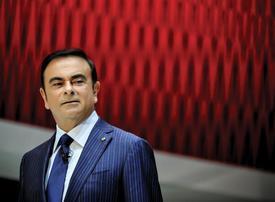 Ghosn's flight from Japan originally came from Dubai