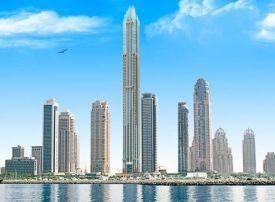 Dubai's $355m Marina 101 tower to open this year