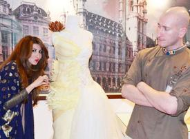 Chocolate and fashion join forces in Jeddah