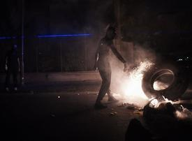 Two 14-year-olds on trial for rioting in Bahrain