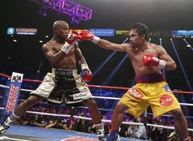 Mayweather planning rematch with Manny Pacquiao this year