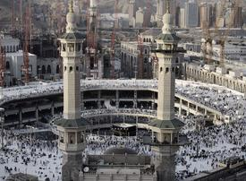 800 Palestinians allowed to exit Gaza for Mecca pilgrimage