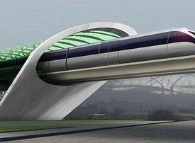 Dubai to Fujairah in 10 minutes? Hyperloop transport system could make it possible