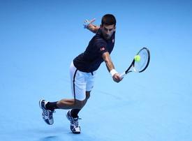 Novak Djokovic saves match points to reach Dubai final