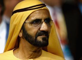 Dubai Ruler orders AED33m bonus to taxi plate owners