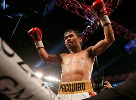 Manny Pacquiao's camp denies deal done for Amir Khan fight in Saudi