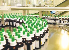 UAE pharma giant posts losses after Saudi suspension