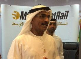 GCC rail project to be completed by 2021, says UAE minister