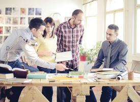 Build a creative environment
