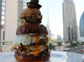 Dubai restaurant set to launch $136 luxury burger