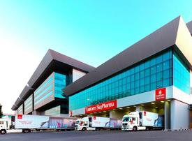 Emirates opens state-of-the-art pharma facility at Dubai Int'l