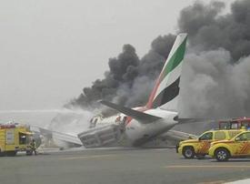 Video: Cause of Emirates airline crash revealed