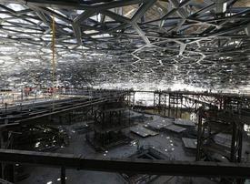 """Francois Hollande praises Louvre Abu Dhabi as """"unique work of art"""""""