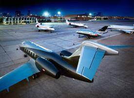 Is business aviation on the rise?
