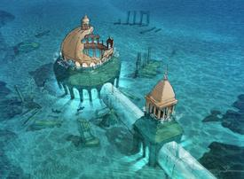 Where are they now? Underwater World Cup TV studio
