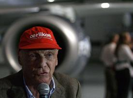 Sporting world mourns death of 'true legend' Niki Lauda