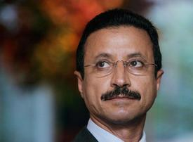 Video: DP World's Bin Sulayem visits Virgin Hyperloop One test facility