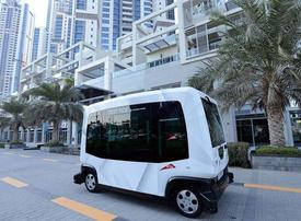 UAE named in world's top 10 for driverless vehicles potential