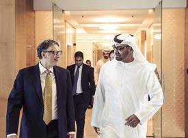 Mohamed bin Zayed, Bill Gates vow to work together to fight Covid-19