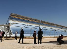 Masdar consortium wins deal for Moroccan solar power plant