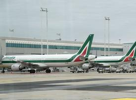 Soaring passenger numbers put Alitalia 'on the right track', says CEO