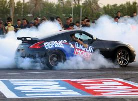In pictures: Drifting in Iraq