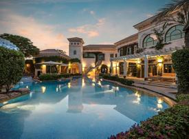 Inside a $12.2m villa in Bahrain
