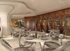 In pictures: Bishop Design reveals versatile dining space for Zaha Hadid-designed The Opus in Dubai