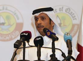 Qatar calls for 'dialogue' to resolve Gulf crisis