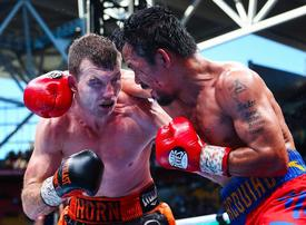In pictures: Jeff Horn win over Manny Pacquiao in WBO title fight