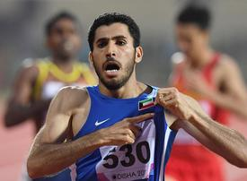 In pictures: 22nd edition of the Asian Athletics Championship