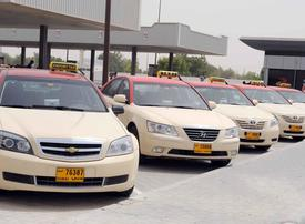 Over 7,400 items left in Dubai taxis so far this year