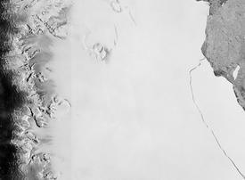 Video: Massive iceberg breaks away from Antarctica