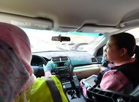 In pictures: Women-only pink ambulance service in Dubai