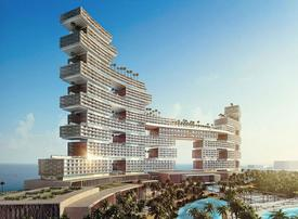 $1.4bn Royal Atlantis to complete in 2019, despite design changes