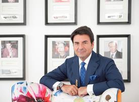 Writing the future: Montegrappa CEO Giuseppe Aquila