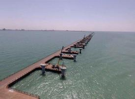 Kuwait's $2.4bn causeway on track for 2018 completion